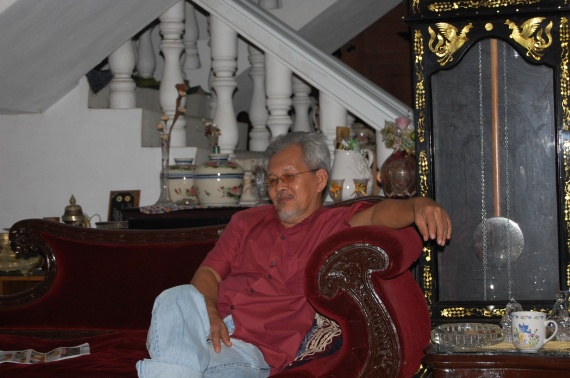 Encik Abdullah Embong