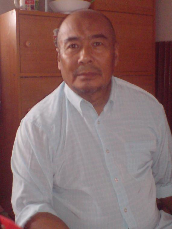 Abah saya, Hj.Hashim bin Hj.Omar