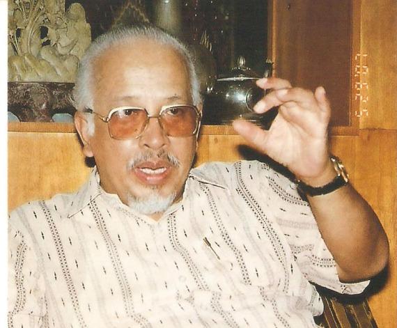 Allahyarham Tan Sri Mohd.Asri