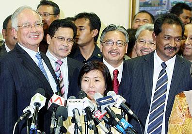 Satu Konspirasi licik yang didalangi oleh Najib Tun Razak