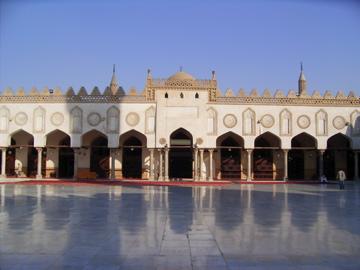 Masjid al-Azhar dibina oleh puak Syiah Fatimiyyah