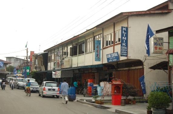 Pekan Kuala Sepetang hanyalah pekan koboi