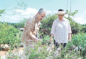 Tun Lah and Tun Jeanne