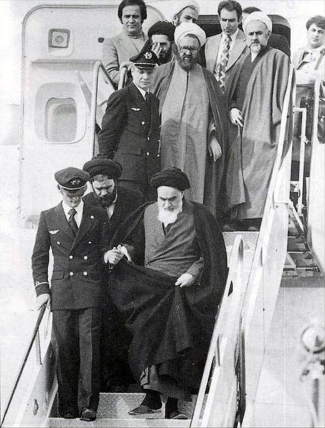 Imam Khomeini in Mehrabab