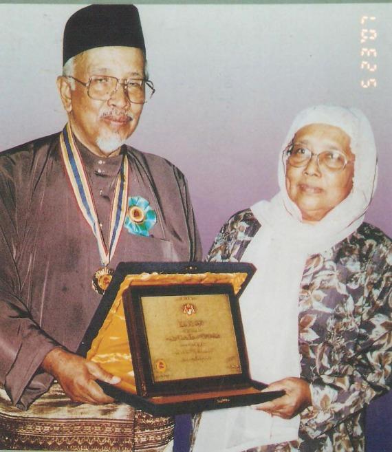 Tan Seri Dato' Mohd.Asri dan Puan Seri Datin Sakinah