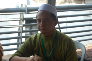 YB Zaki Ibrahim
