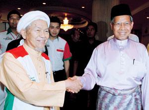 Tok Guru dan Dato' Pa