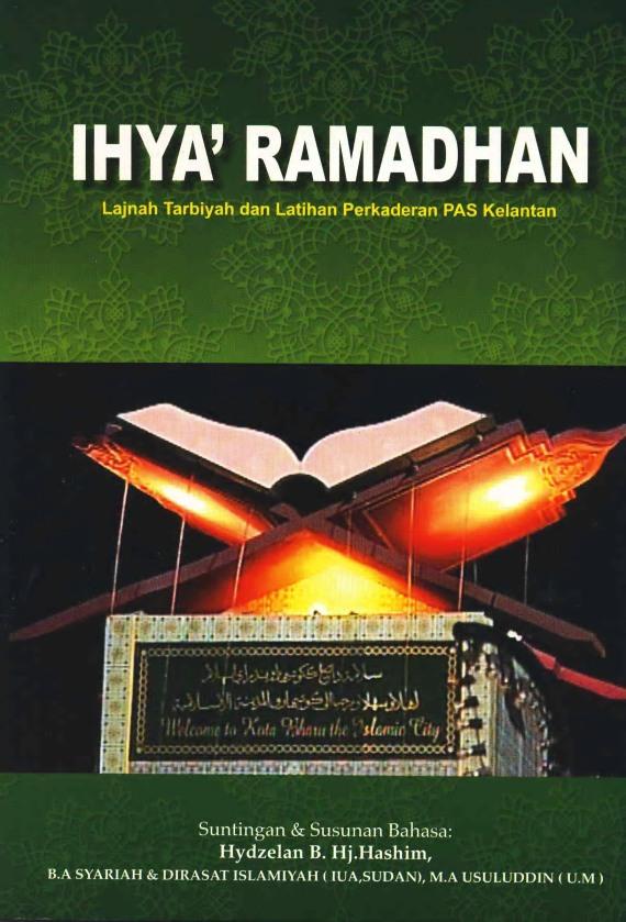 cover depan ihya ramadhan 2