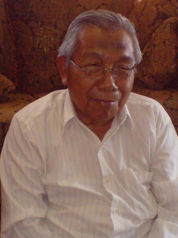 Ustaz Salahuddin Abdullah, bekas EXCO kerajaan negeri Kelantan 1974-1978