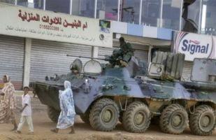 Kereta perisai Sudan
